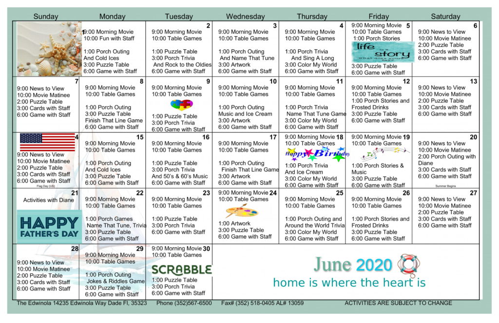 Shores 2020 Cal June-1